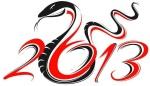 Año de la Serpiente de Agua 2013